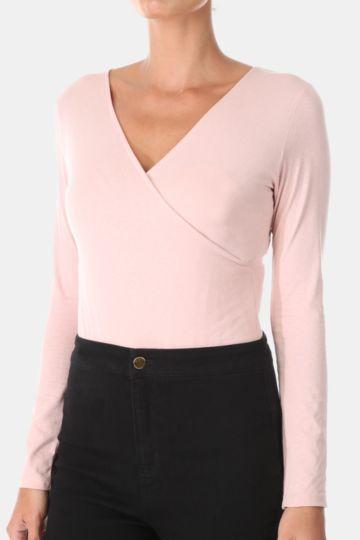 d1d3271330b Wrap Bodysuit | Mr Price | Formal crop top, Mr price clothing, Tops