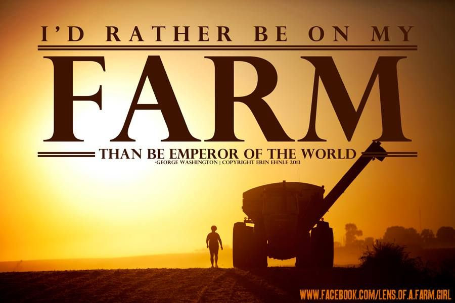 Inspirational Farming U0026 Agricultural Quotes   Which People Do You Think  Help To Feed The Entire World? The Answer Is Farmers. Farmers Have Been.
