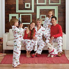02cf98822a Santa s Helpers Family Pajamas. Santa s Helpers Family Pajamas Matching  Christmas Pjs ...