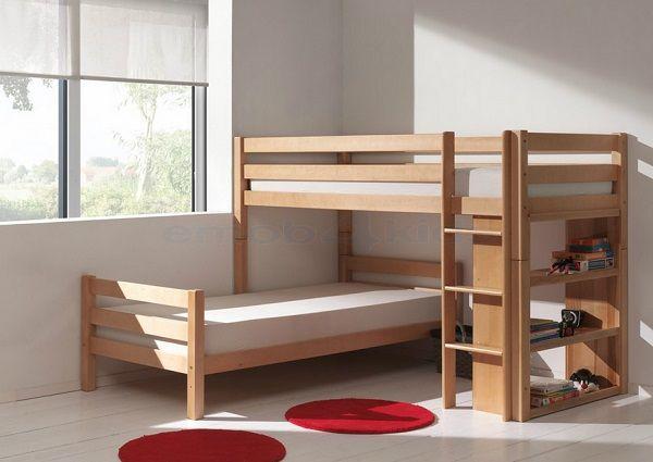Etagenbett Für Zwillinge : Platzsparende hochbetten für zwillinge kleine zimmer mein