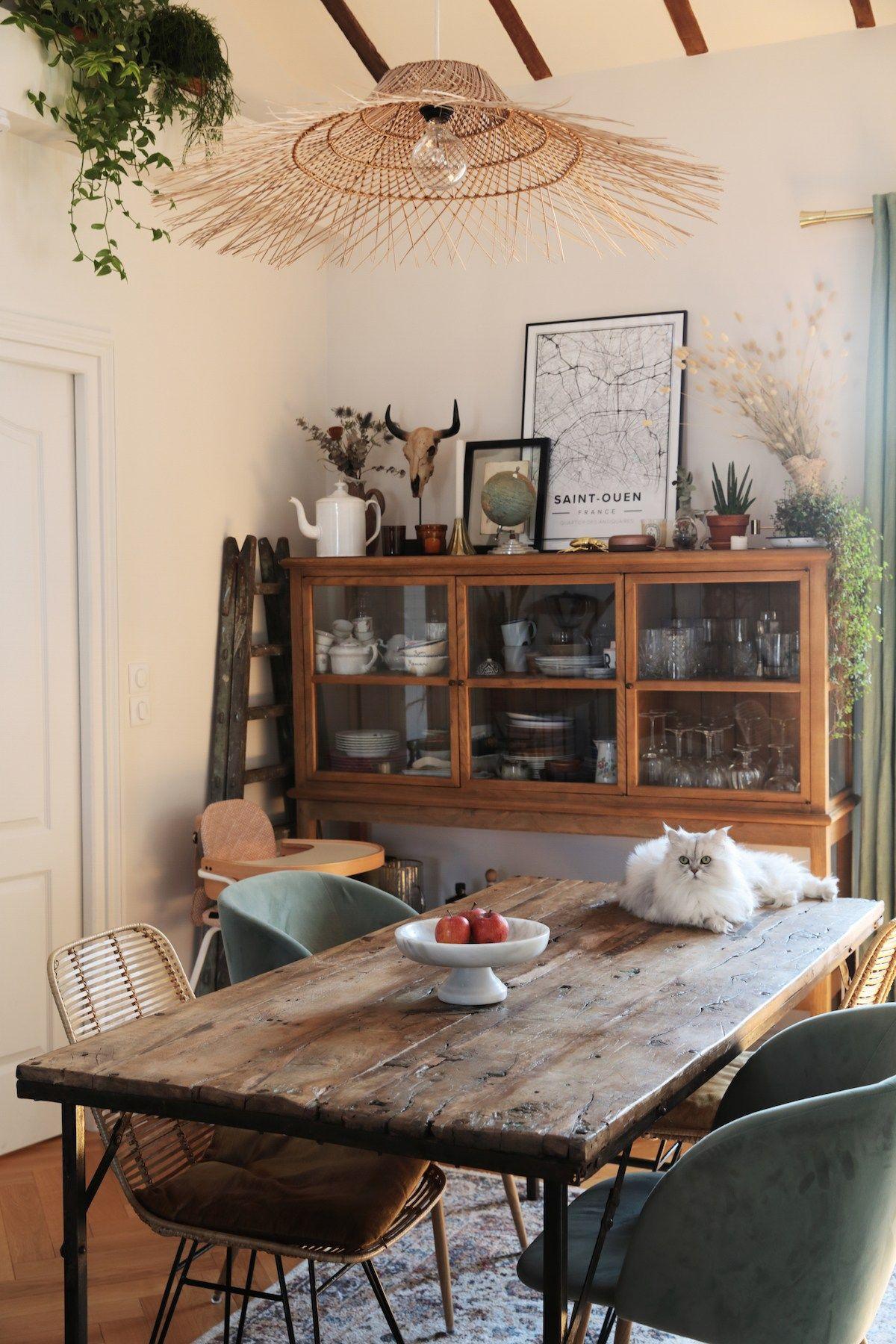 Bienvenue dans le duplex bohème de Chloé & You - Hëllø Blogzine
