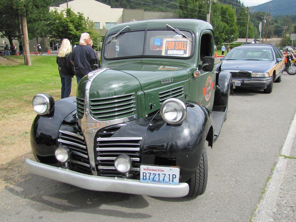 1941 Dodge Truck Classic Pickup Trucks Pickup Trucks Dodge Pickup Trucks