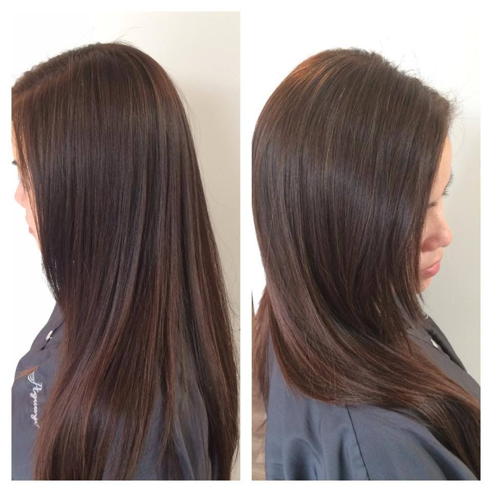 Subtle Babylights. Dimension. Highlights. Asian Hair ...