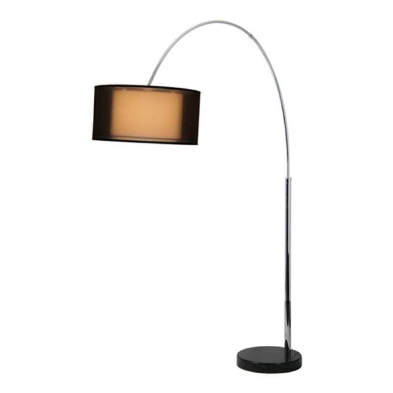Nieuw ikea vloerlamp hektar   hoge staande schemerlamp   staande moderne CG-67