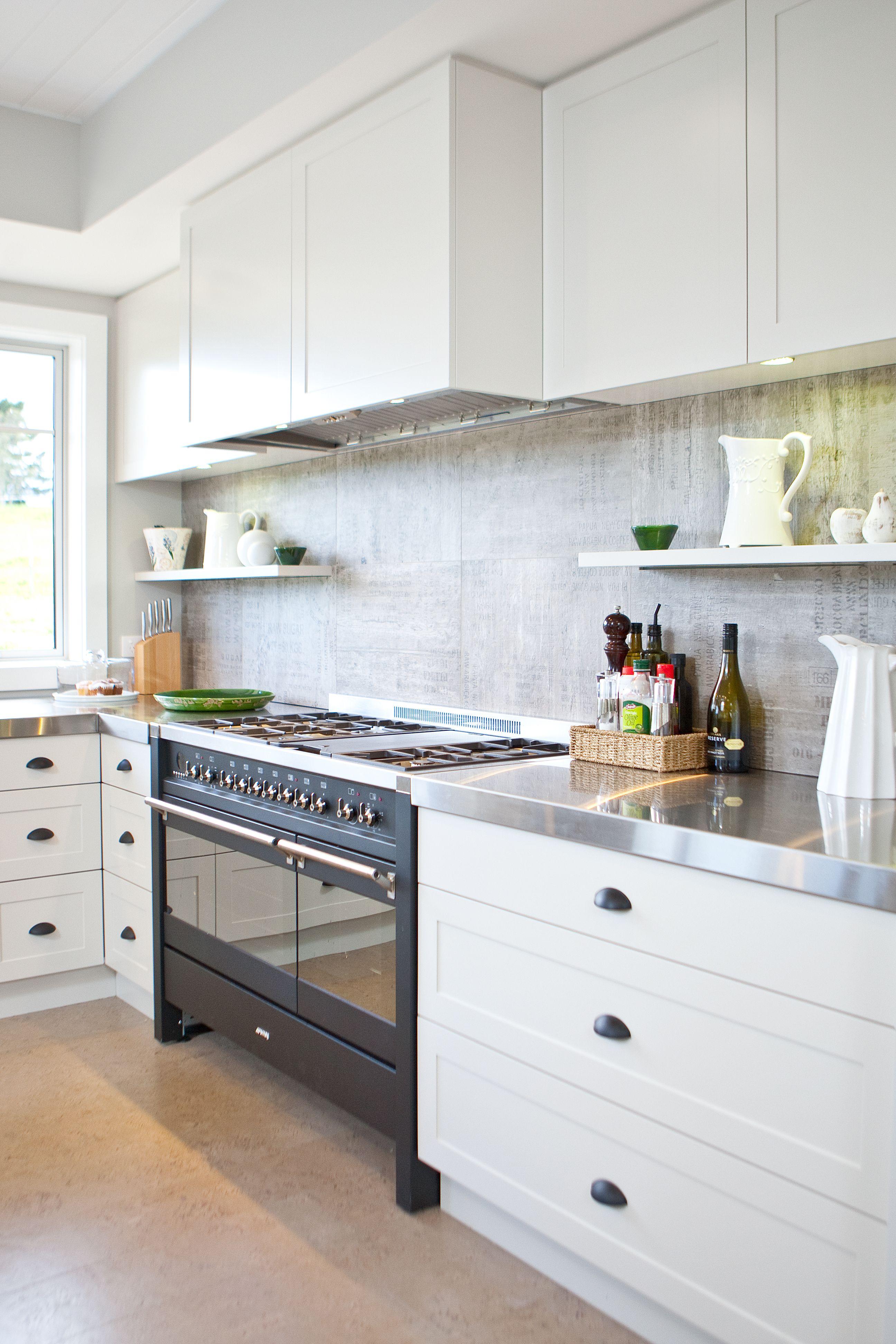 Kitchen 325 by Sally Steer Design. Wellington. NZ | Kitchen ideas ...