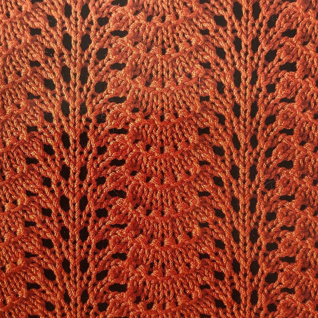 Ajour pattern Knit stitches and work envelopes - this is ...