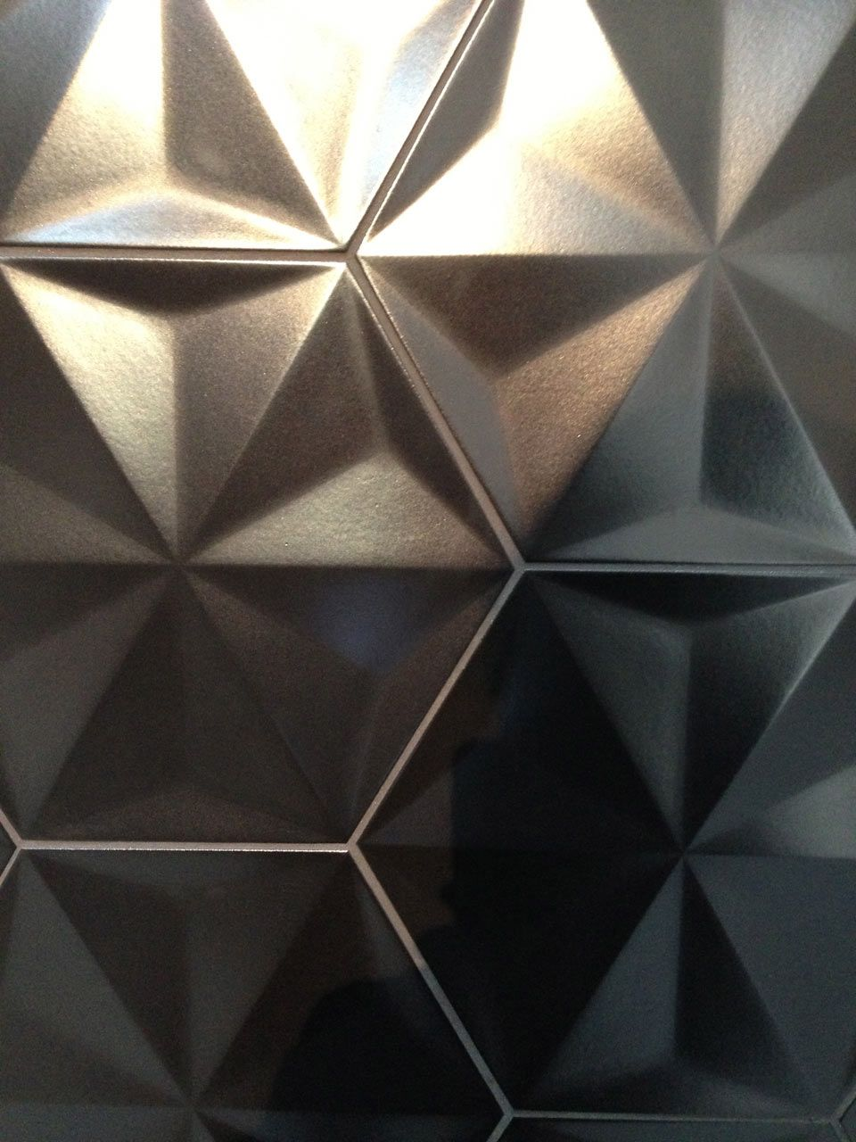 Cersaie-Fave-1-Bisazza-Hex-Marcel-Wanders | Marcel, 3d tiles and ...