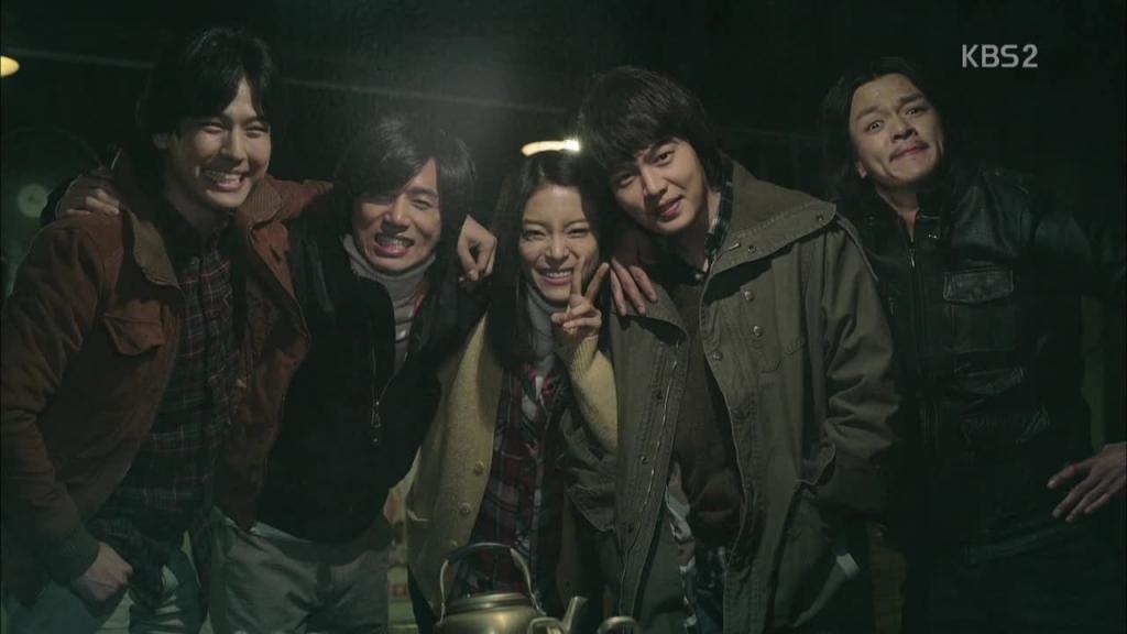 Healer: Episode 1 » Dramabeans Korean drama recaps | Dramas | Healer