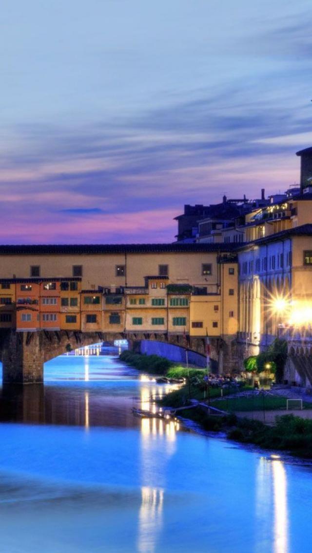 ¿Qué tal unas vacaciones en Ponte Vecchio, Florencia, en Italia?