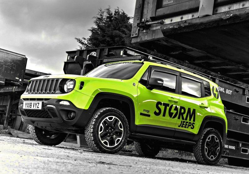 Storm 29 2018 Jeep Renegade Trailhawk Jeep Renegade Trailhawk Jeep Renegade Jeep