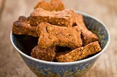 Crunchy Homemade Dog Biscuits HOW ABOUT THESE A BASIC BISCUIT THAT YOU CAN ADD YOUR OWN FLAVORS LIKE CHICKEN OR BEEF BROTH. TRY THIS ONE FOR SURE. YOU WILL BE GLAD THAT YOU DID.