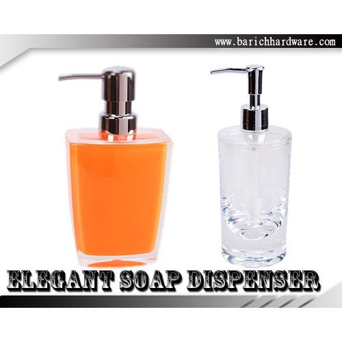 Elegant Soap Dispensers make your bathroom more stylish from BArich Hardware  Ltd A bathware