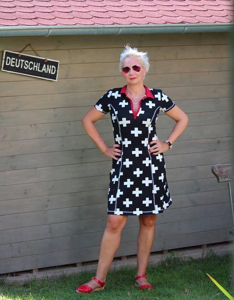 Schnittmuster / Ebook lillesol women No.31 Polokleid & -Shirt ...