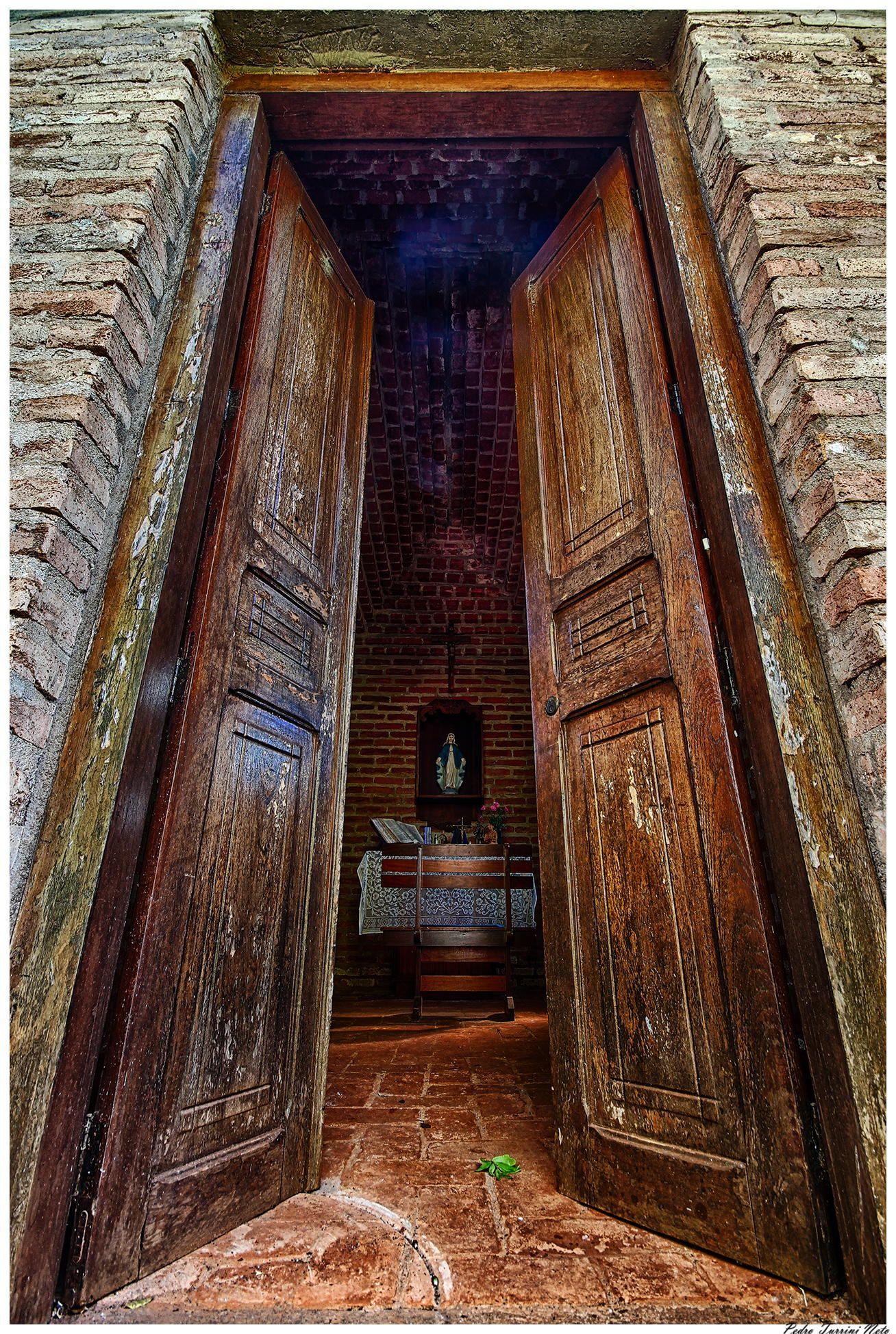 Chapel Doors -