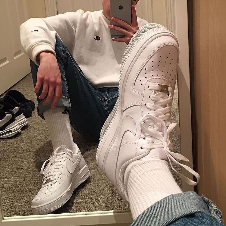 Valiente zapatilla estanque  $147.95 #Outfits hombre Nike Men's Air Force 1 Low Sneaker | Mens trendy  outfits, Stylish mens outfits, Vintage outfits