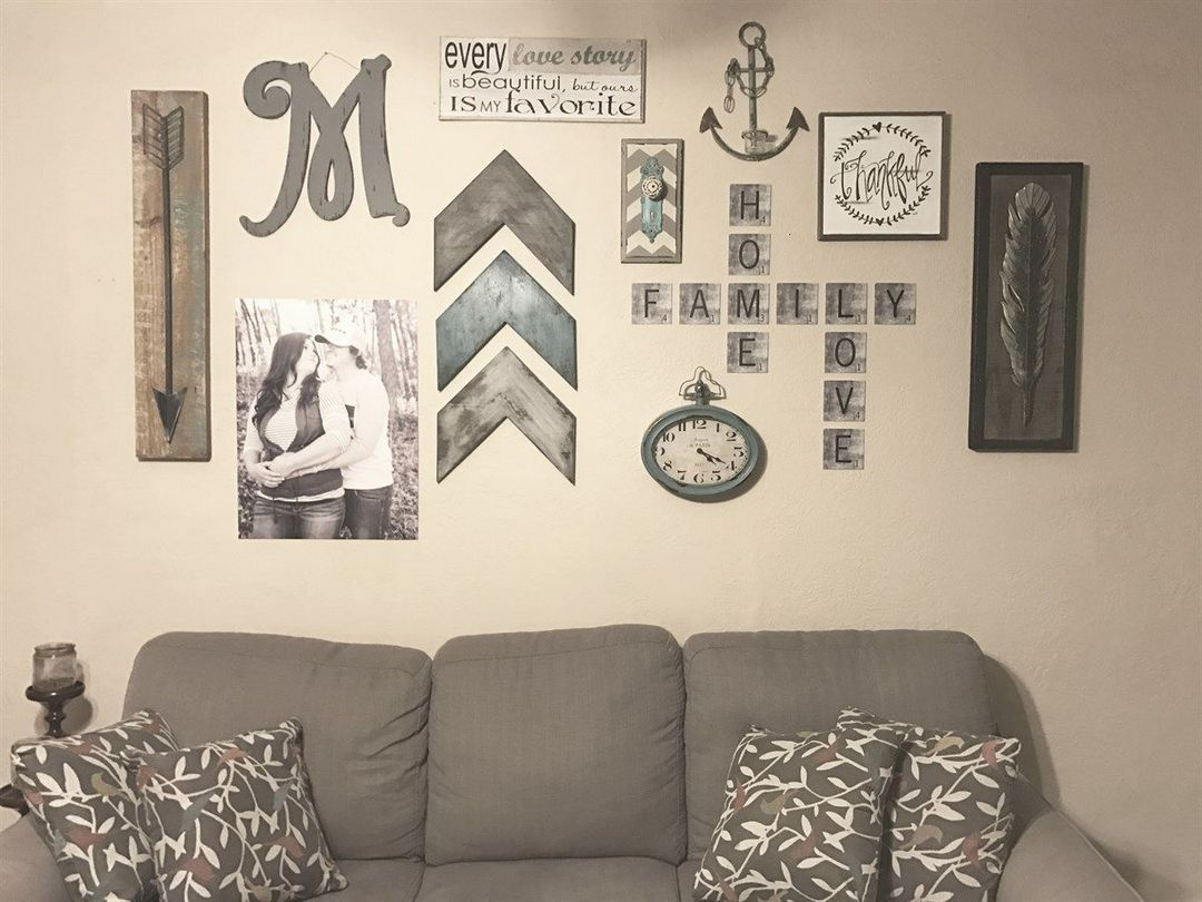 Most Pur Ways To Monogram Wall Art Ideas 31 In 2019