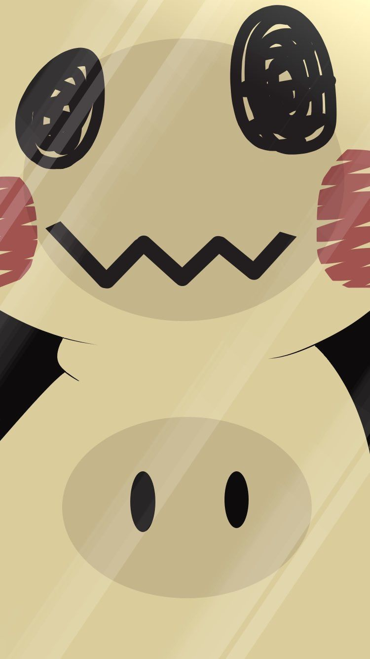 Image Result For Mimikyu Wallpaper Hd Your Pinterest Likes