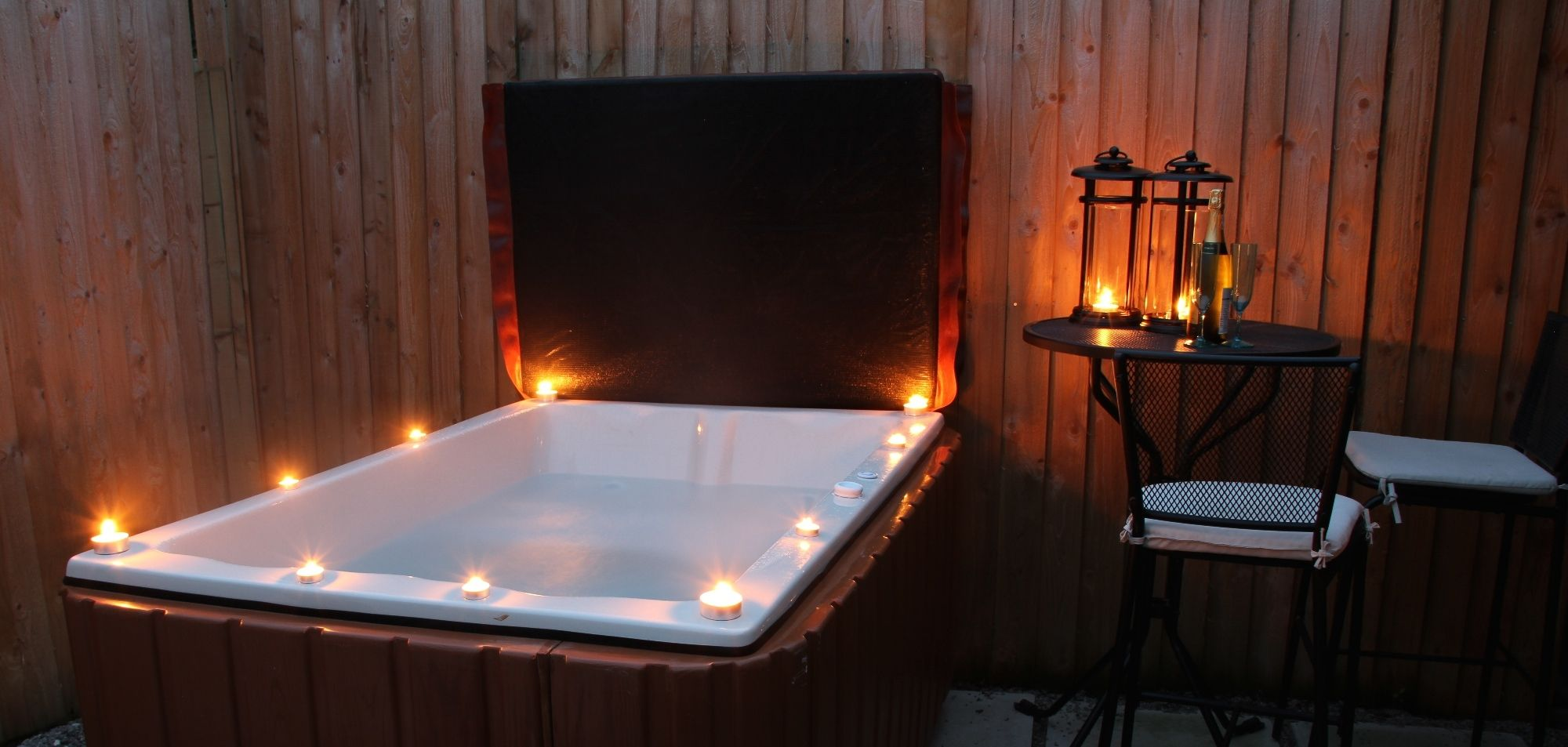 Hot Tub Safari At Pentre Mawr Room For Romance Luxury Hotel Weekend
