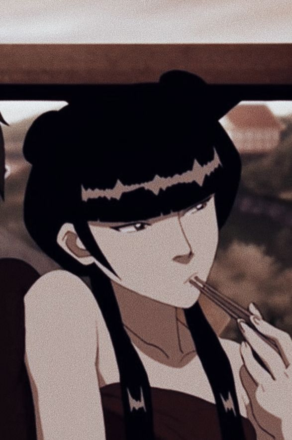 Photo of mai from avatar the last air bender