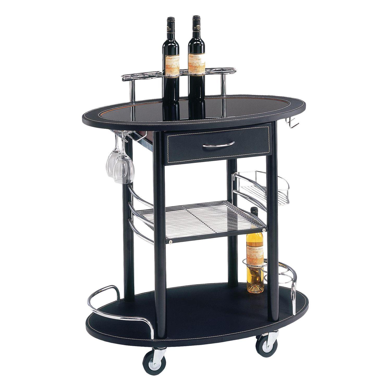 Bar Cart | Serving cart, Bar carts and Apartment ideas