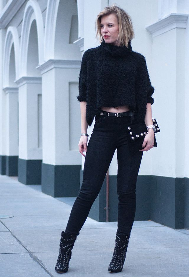 5a5e76c612c83 A Tiny Dose of Crop Top Sweaters to Spice Your Style Up!