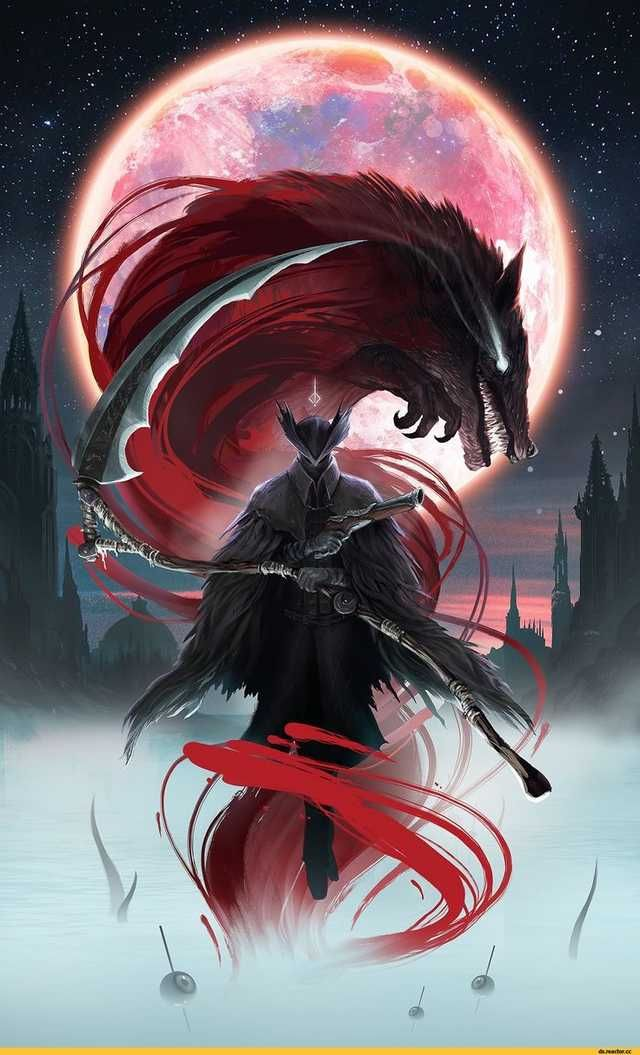 Bloodborne Wallpaper Phone Imgur Bloodborne Art Dark Souls Artwork Dark Souls Art