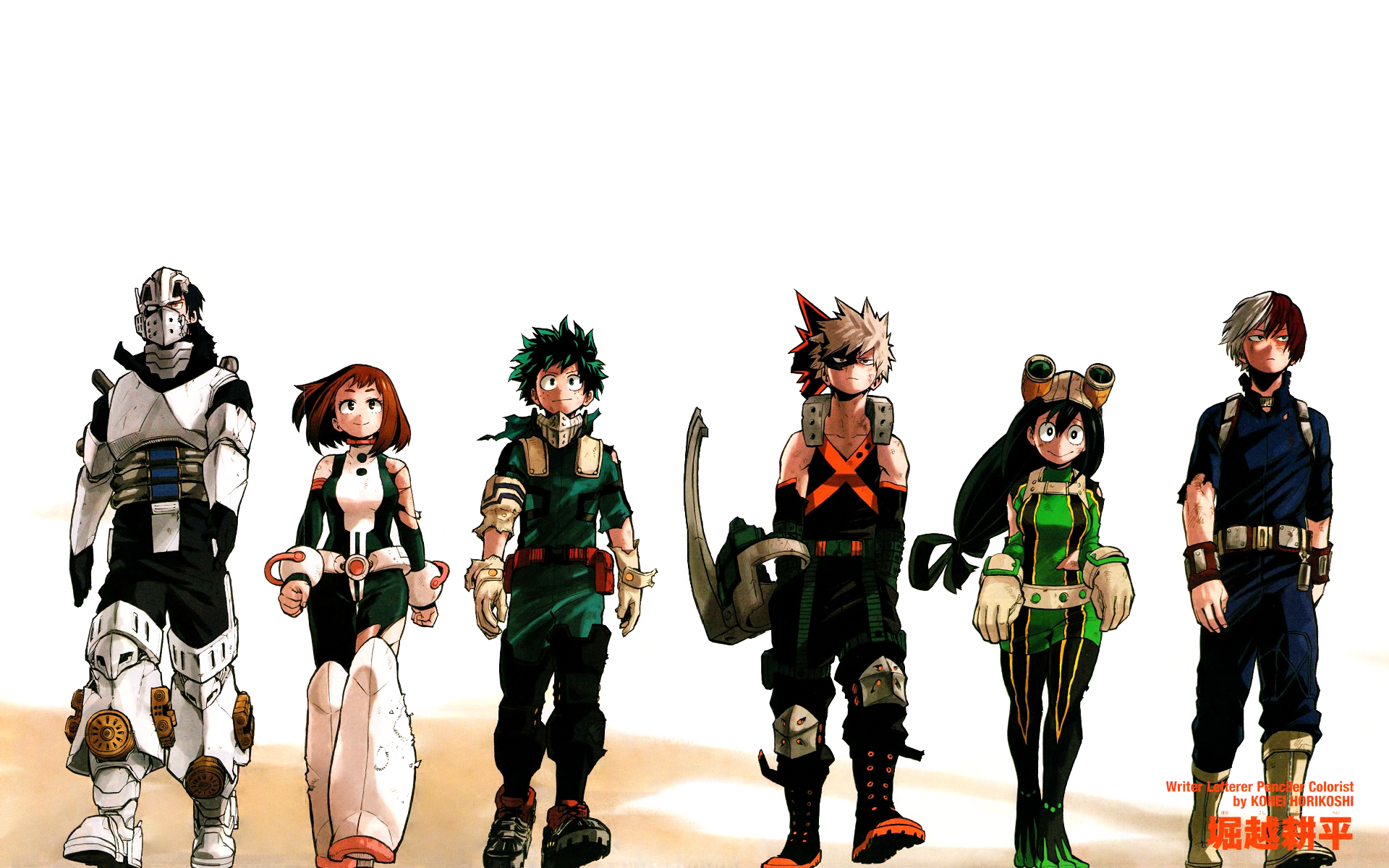 Anime Boku No Hero Academia Wallpaper My Hero Academia Hero Boku No Hero Academia