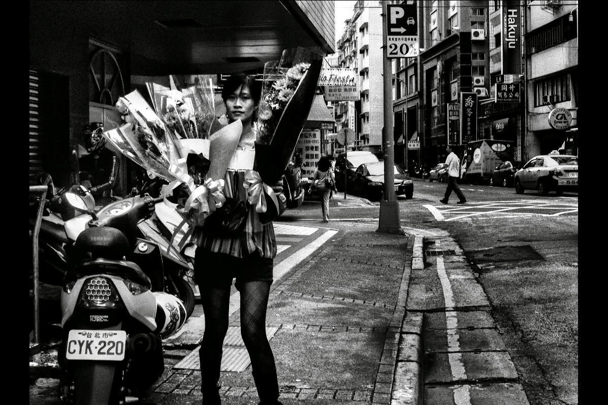 moriyama single women Unquestionably difficult to characterise in one way with reference to a single body of work, moriyama has taken tens of stray dogs and images of young women at.