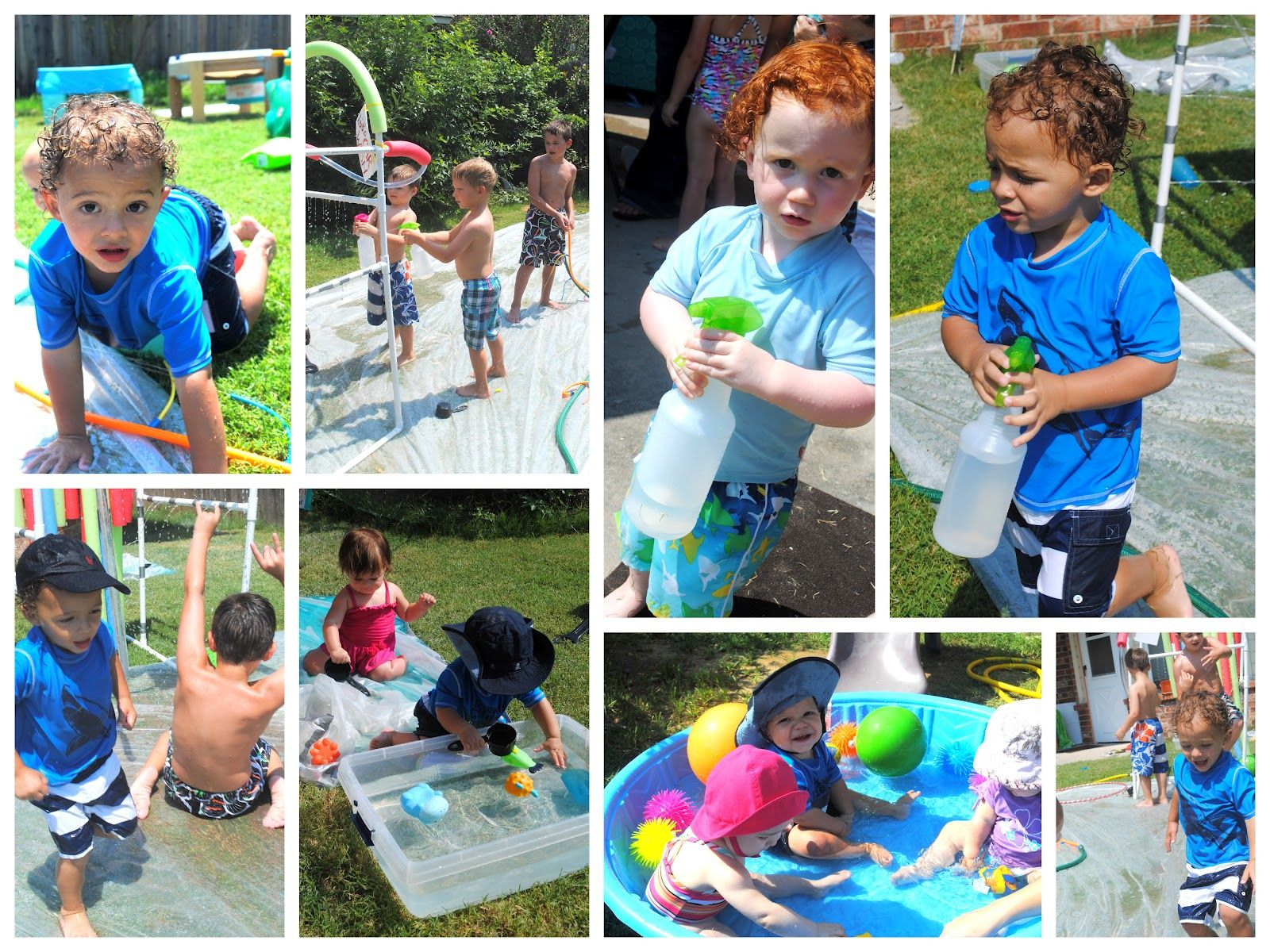 How To Throw The Perfect Sprinkler Party A Splish Splash Popsicle Bash Including
