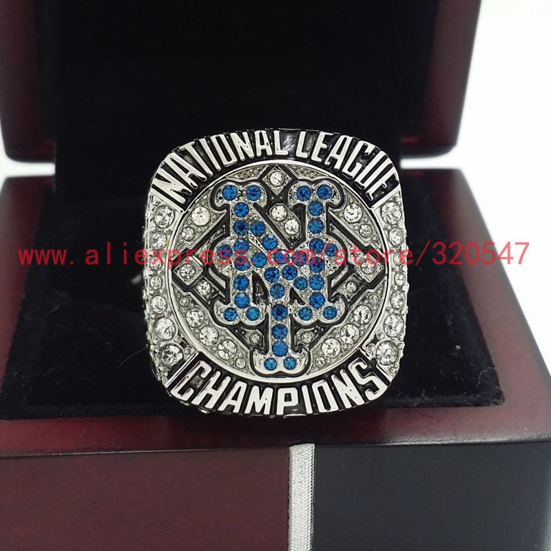 On sale 2015 2016 new york mets world series national league copper on sale 2015 2016 new york mets world series national league copper championship ring 8 sciox Images