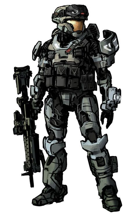 Halo Reach Concept Art Halo Armor Halo Spartan Armor Halo Reach