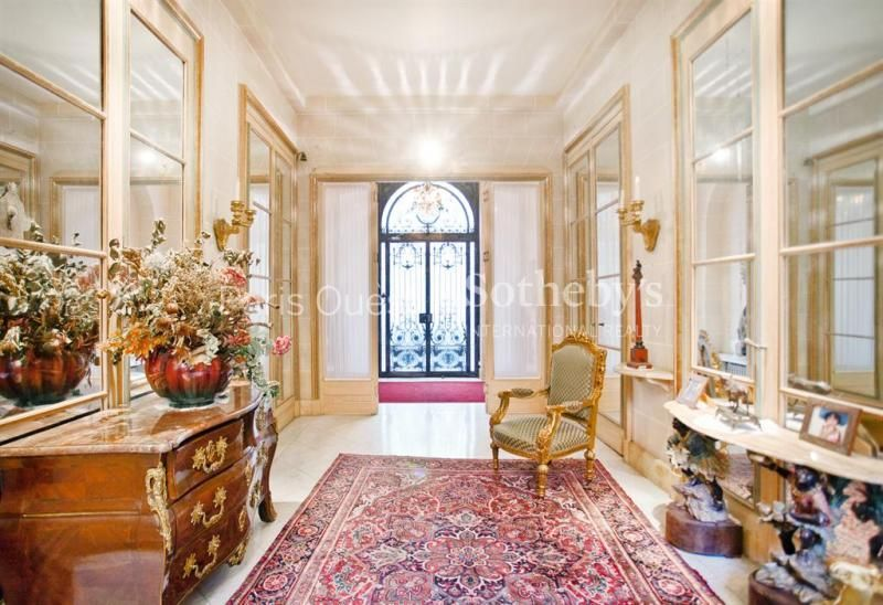 vente h tel particulier de luxe paris 8e 12 000 000 avec lux residence villas de r ves. Black Bedroom Furniture Sets. Home Design Ideas