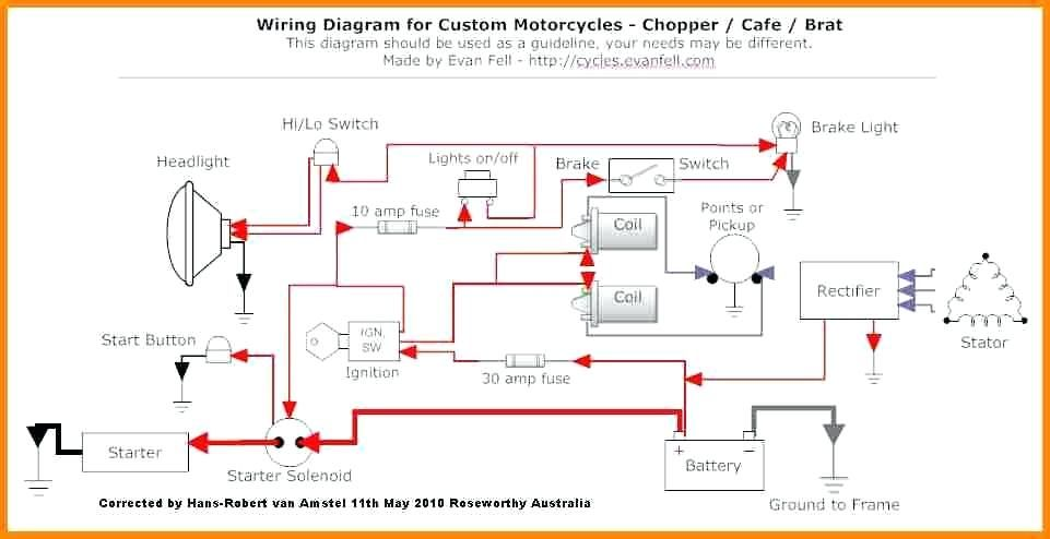 Wiring Diagram Of Motorcycle Honda Xrm 110 | wiring diagram ... on