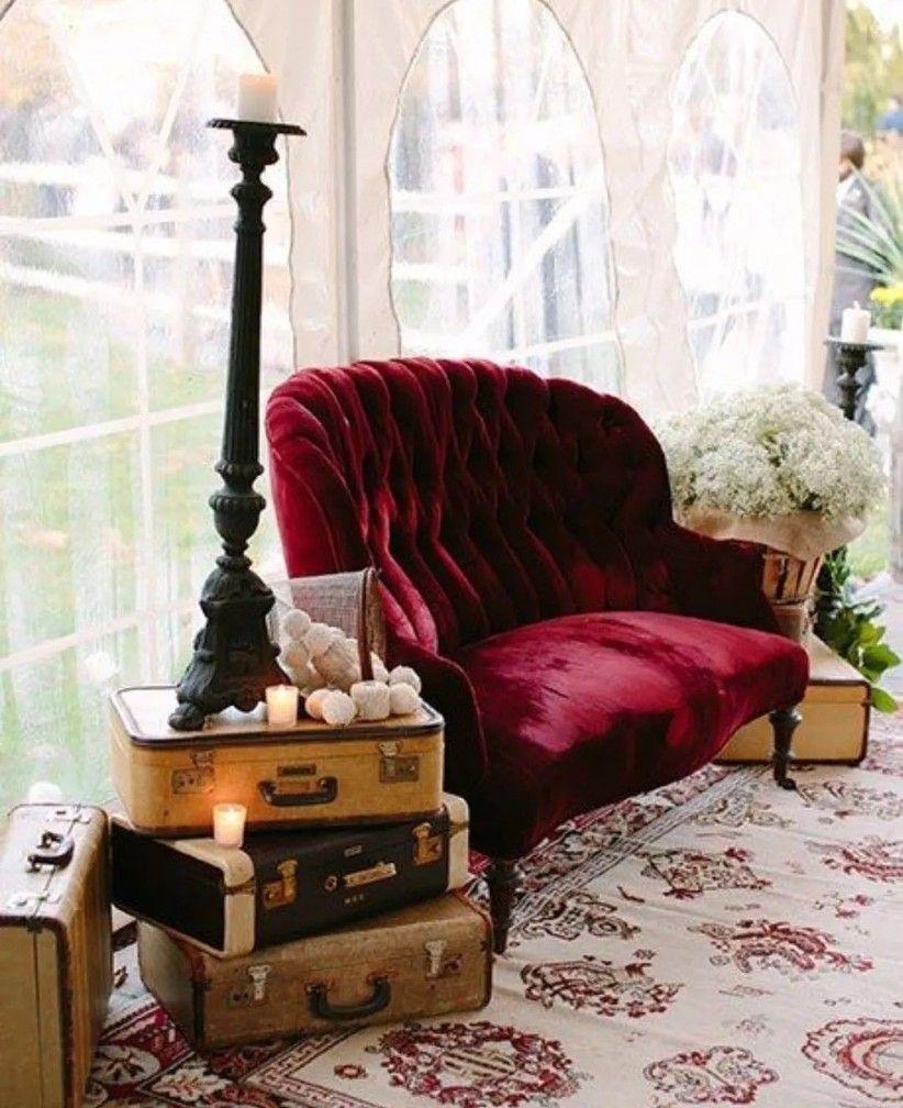 Wedding Decoration Ideas: 35 Ways to Transform Your Venue | Lounge areas, Wedding  decorations, Rustic wedding decor