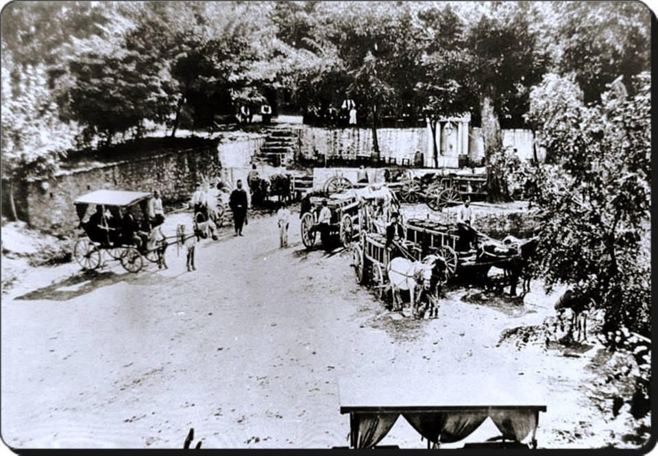 Beykoz / Karakulak Çeşmesi - 1890