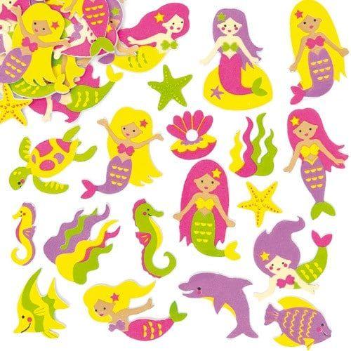Foam Stickers Babykamer.Summer Craft Supplies For Kids Sea Creatures Foam Stickers Use