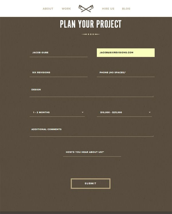 Freelance Form Websites Pinterest Portfolio website, Web - key request form