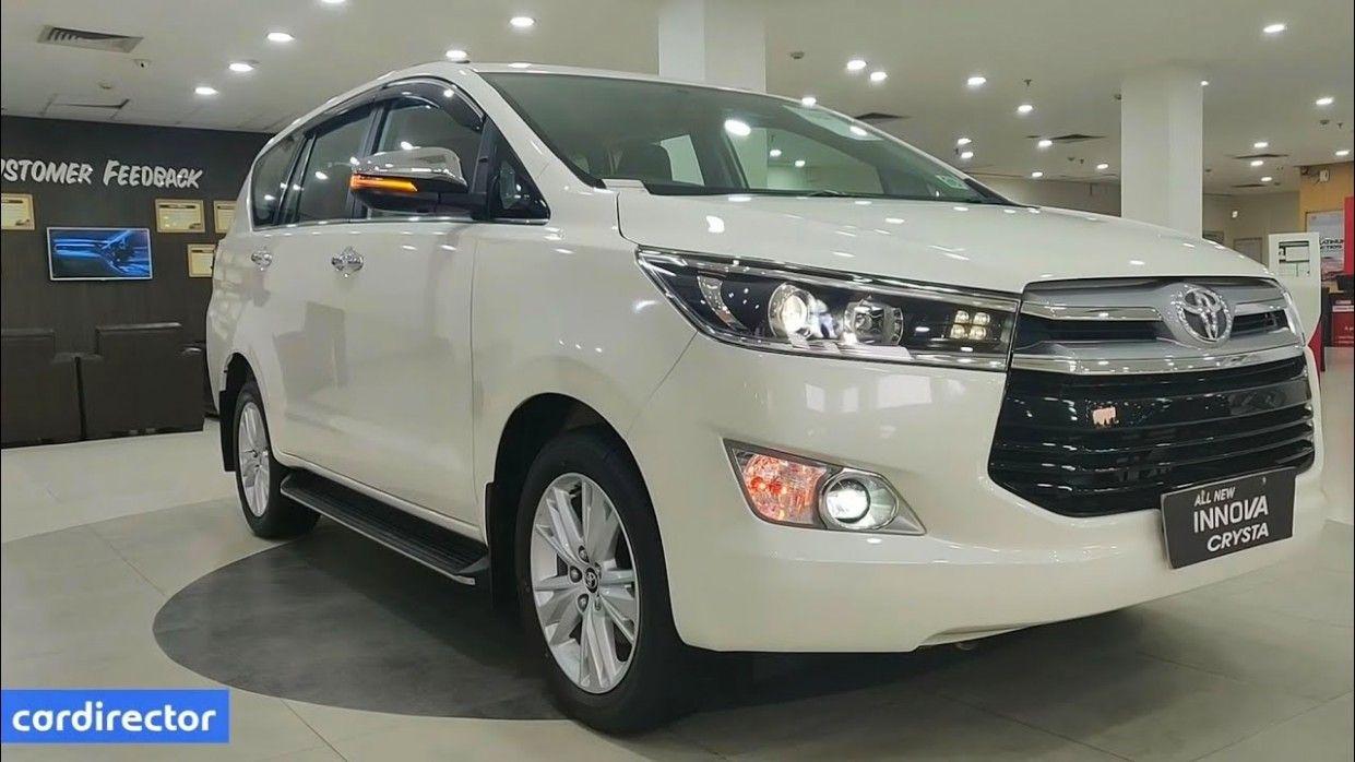 2021 Toyota Innova Redesign And Concept Toyota innova