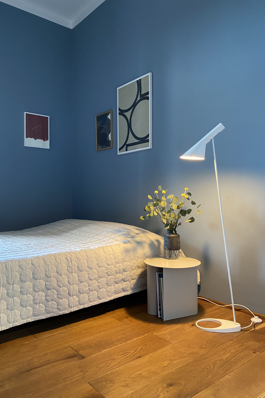 Farbfreude Alex Schlafzimmer In Blau Kolorat In 2020 Farben