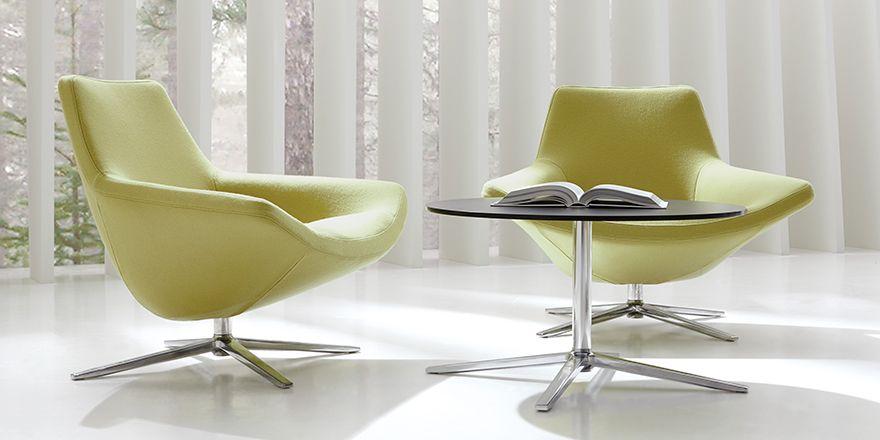 Teknion Studio Products Metropolitan 14 Lounge