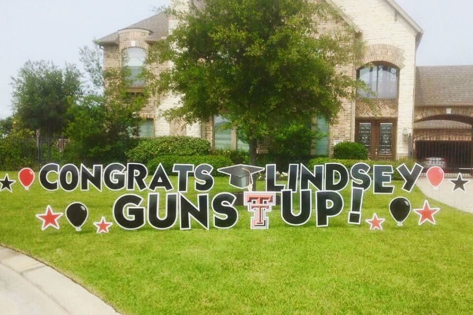 TEXAS TECH BOUND!!! Congrats Lindsey! Guns Up
