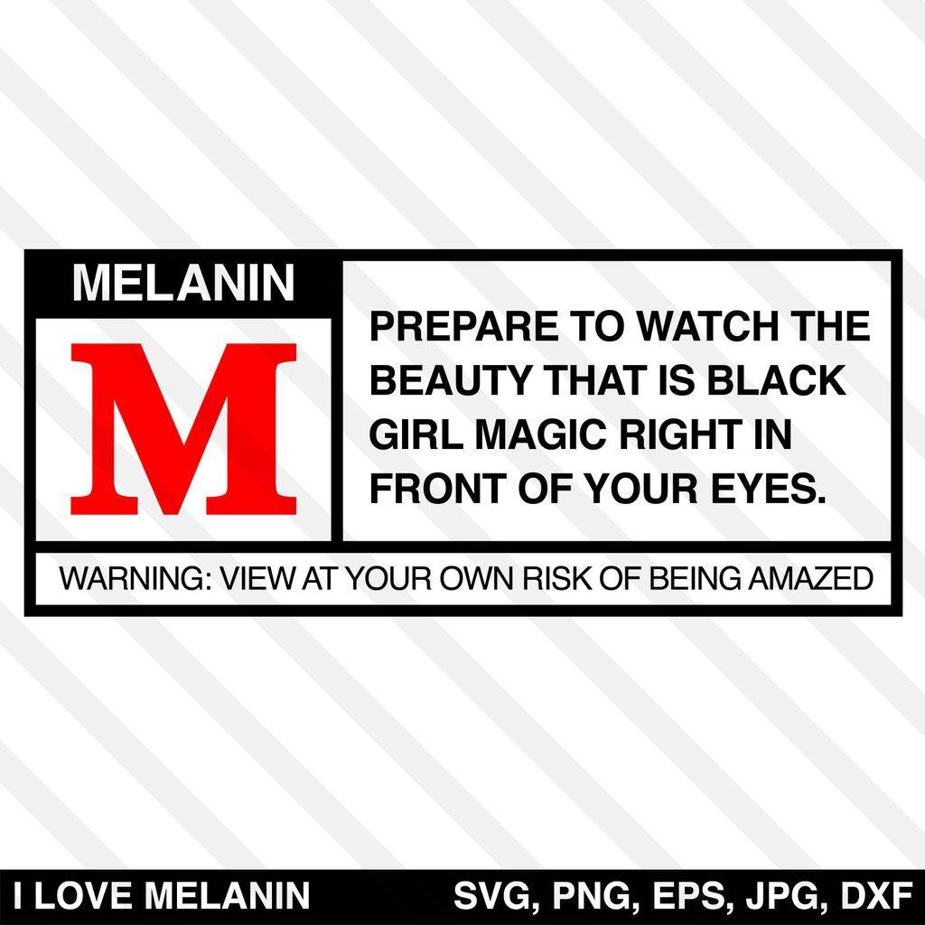 Rated M Melanin Svg Melanin How To Make Tshirts Digital Graphic Design