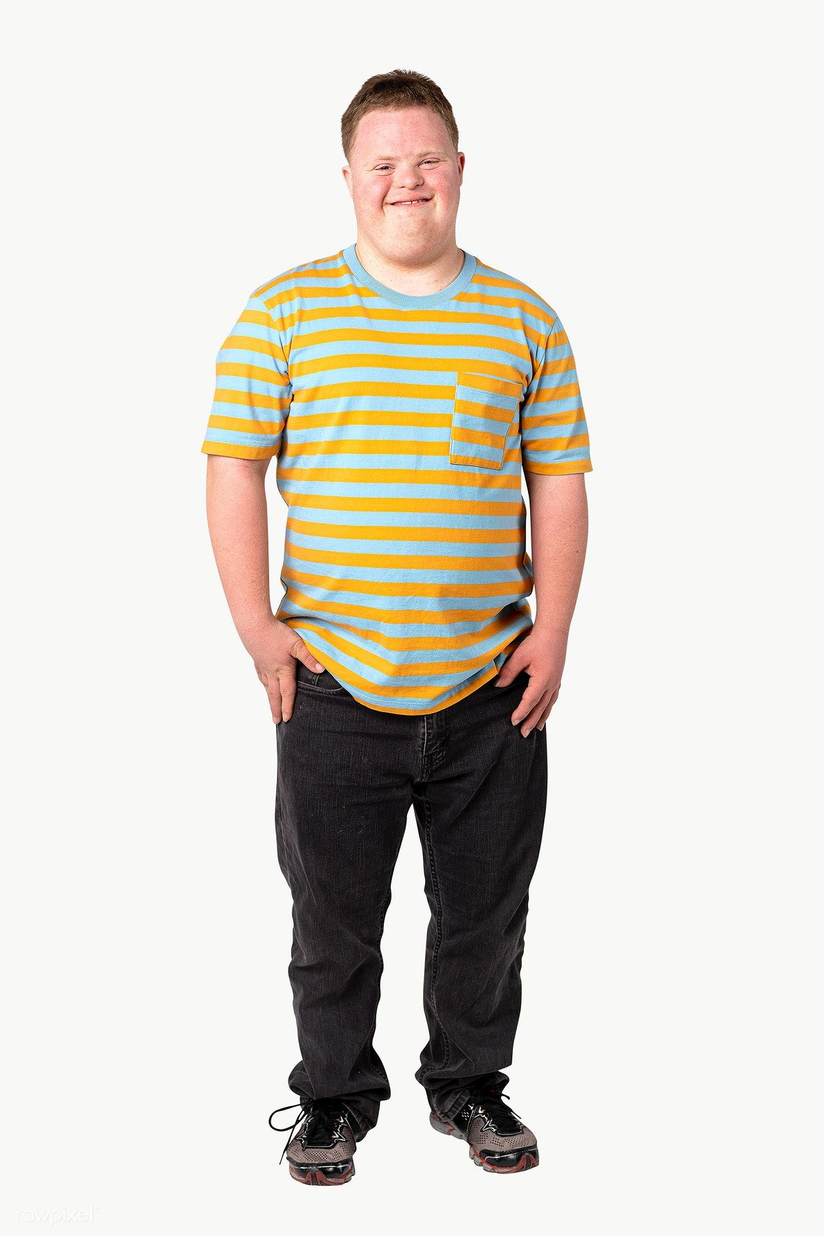 Download Premium Png Of Cute Boy With Down Syndrome 2319732 Cute Boys Down Syndrome Long Sleeve Tshirt Men