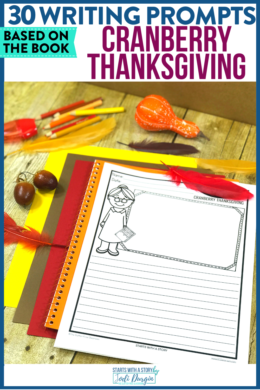 Cranberry Thanksgiving Writing Prompts Thanksgiving Writing Prompts Thanksgiving Writing Third Grade Activities [ 1500 x 1000 Pixel ]