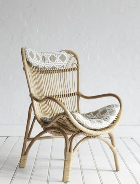 Furniture Ideas On Decorating Living Rooms Rattan Chairs