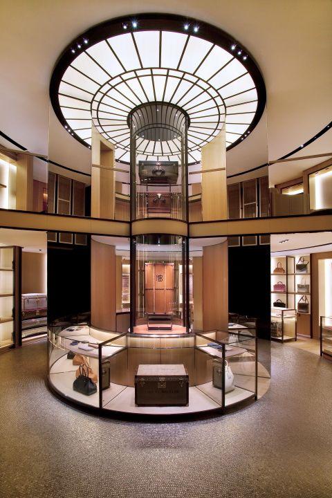 Moynat Maison Paris France Designed By Curiosity Architectuur House Design