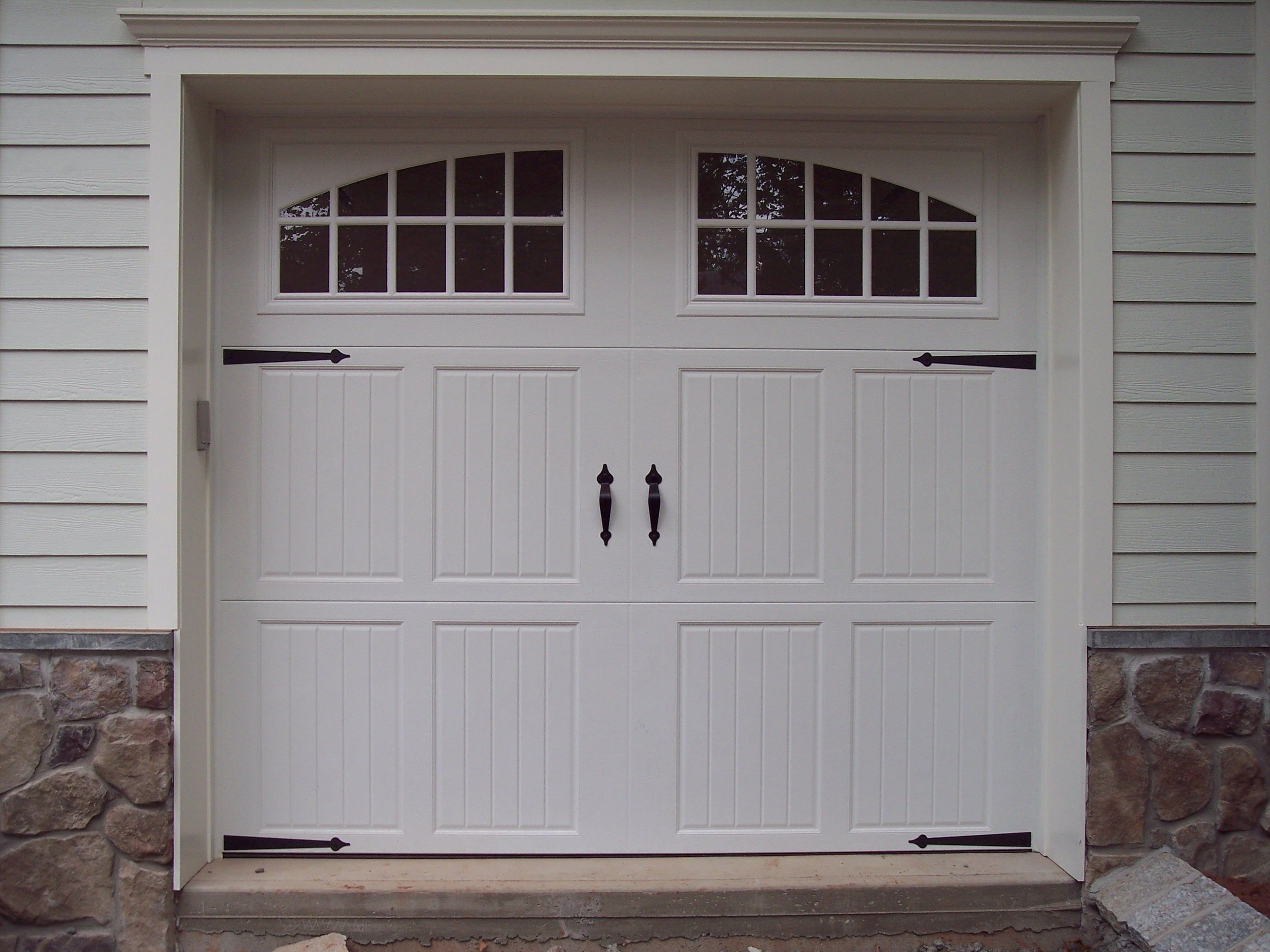 img carriage doors pennsylvania clearville and wood garage