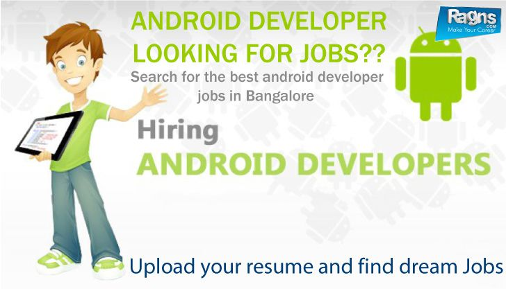 Android developer looking for jobs best jobsearch