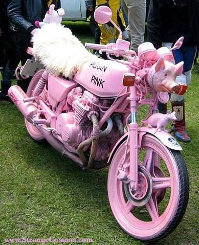 PINK MOTORCYCLE389 x 479 | 65KB | www.strangevehicles.com