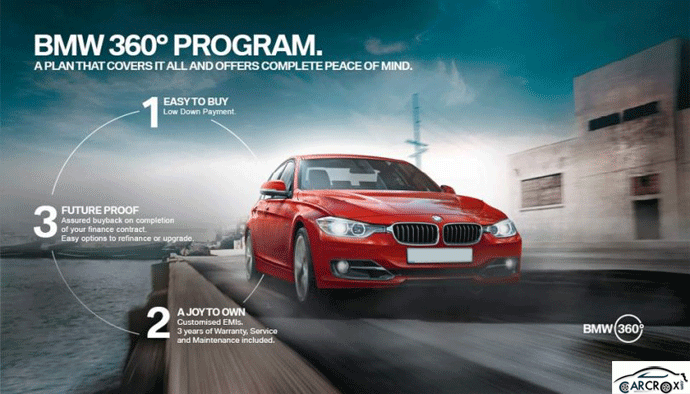 360 Degree Program Offered With Selected Cars By Bmw In India Bmw Degree Program Bmw 360